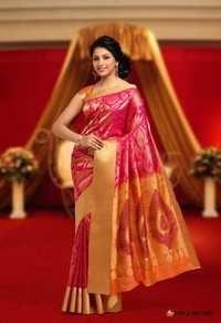 Pure Silk Handloom sarees -1046