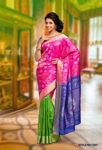 Pure Silk Handloom sarees -1047