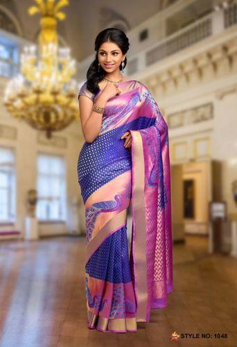 Pure Silk Handloom sarees -1048