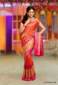 Pure Silk Handloom sarees -1049
