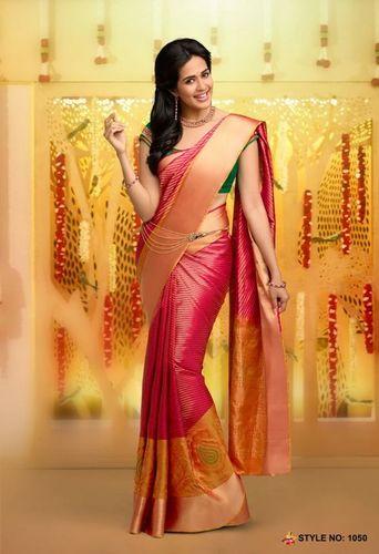 Pure Silk Handloom sarees -1050