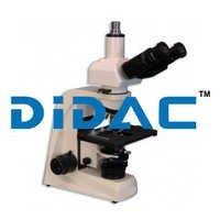 Trinocular Gout Testing Microscope