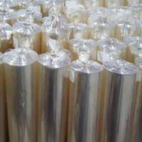 Transparent Plastic Roll