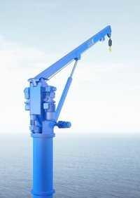 Electro Hydraulic Cranes