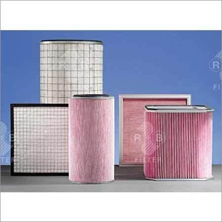 Filter Elements for Oil and Emulsion Mist