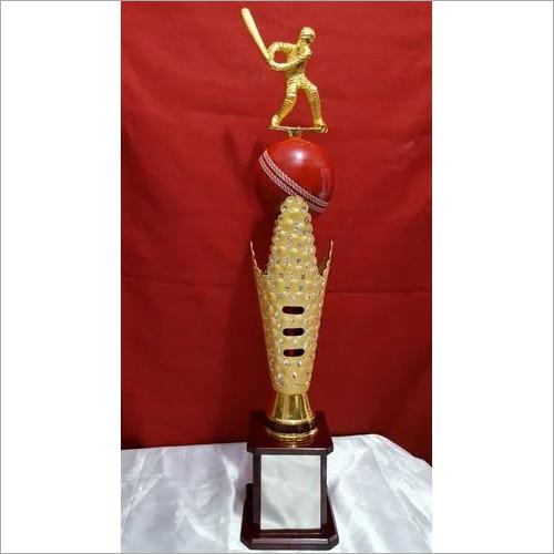 Batsman Cricket Trophy