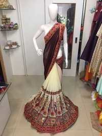 Party Wear Designer Saree