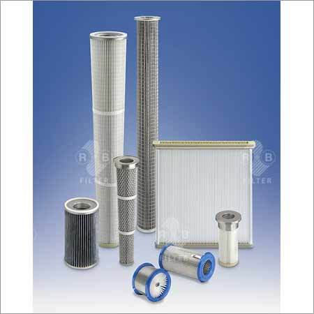 Filter Elements for Food and Pharmaceuticals