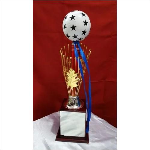 Designer Wooden Trophy