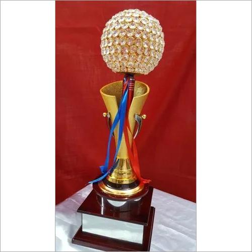 Designer Brass Trophy