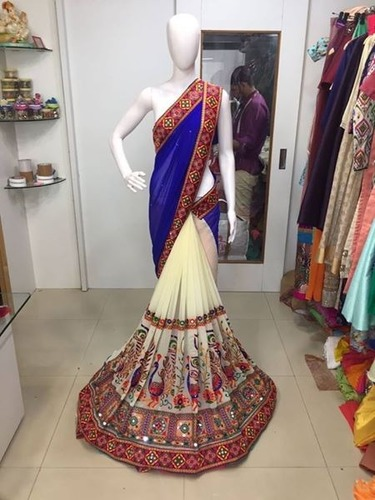 Exclusive Fancy Party Wear Saree