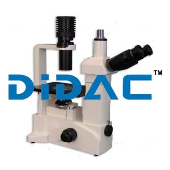 Trinocular Inverted Biological Microscope TC5200