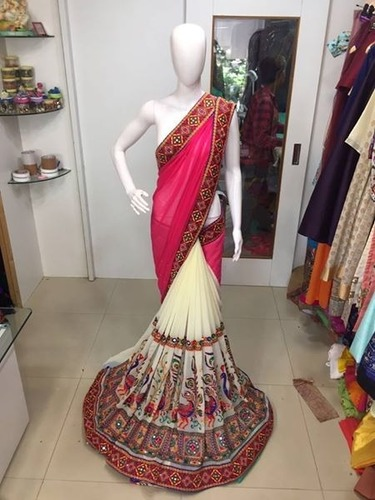 Fashionable Designer Party Wear Saree