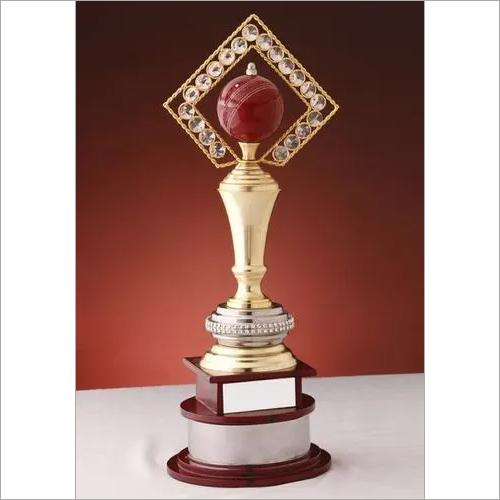 Crystal Cricket Trophy