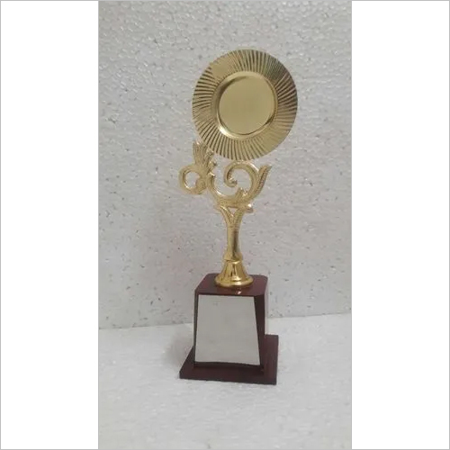 Modern Metal Trophy