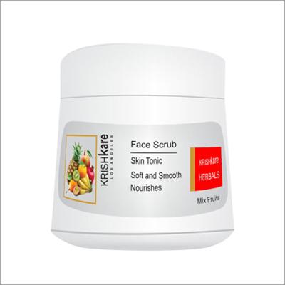 Herbal Face Scrub Mix Fruits 200g
