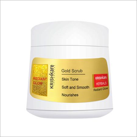 Herbal Face Scrub Radiant Glow