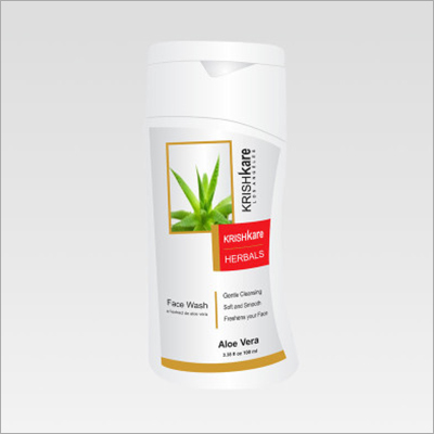 Herbal Face Wash Aloe Vera 100ml