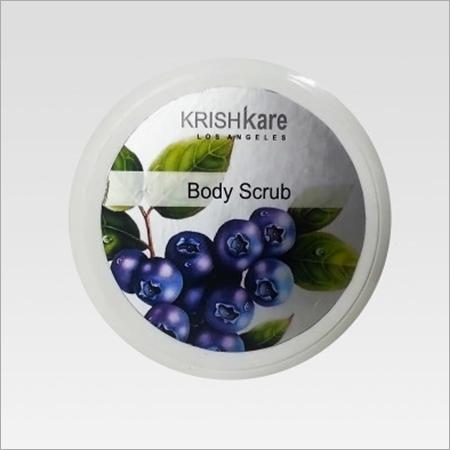 Krishkare Herbal Body Scrub Wild Berries 500g