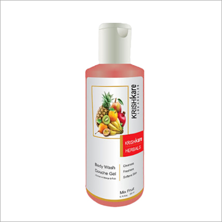 Herbal Body Wash Mix Fruits
