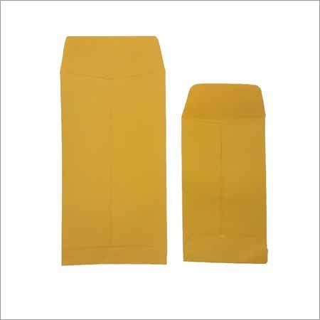 Golden Yellow Seed Packet