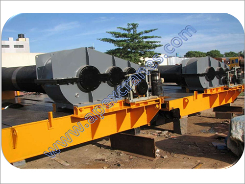 Industrial Crane Components
