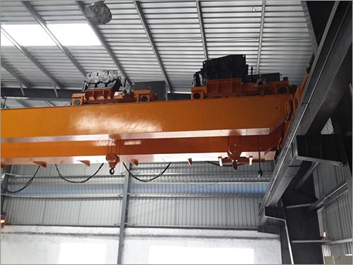 Top Double Girder Overhead Cranes