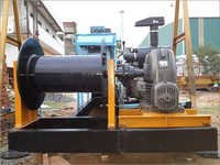 Diesel Operated Winch