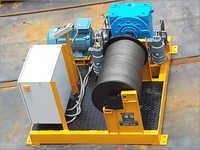 Autolift Electric Winch