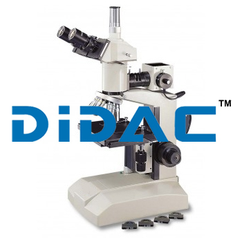 Trinocular Metallurgical Microscope ML7100