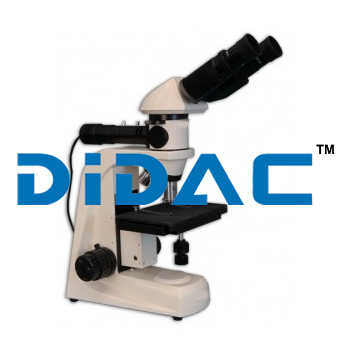 Bino Metallurgical Microscope