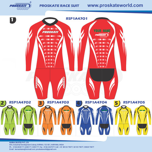 Sped Racing Suit