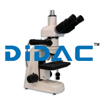 Trino Metallurgical Microscope