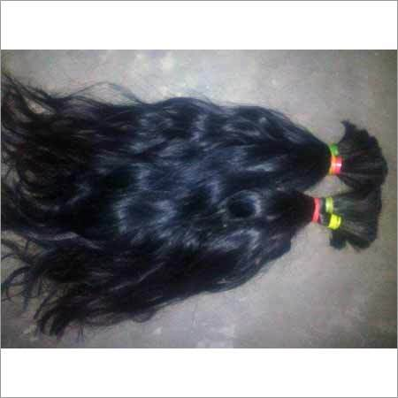 Black Natural Human Hair