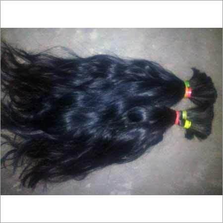 Black Natural Human Hair