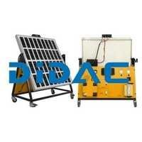 Photovoltaic Solar Energy Trainer