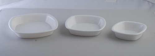 polycarbonate Chat plate Square