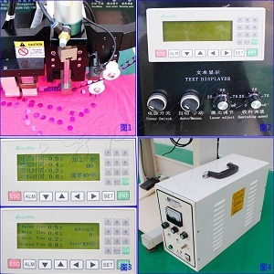 Semi Auto Ultrasonic Rhinestone Fixing Machine