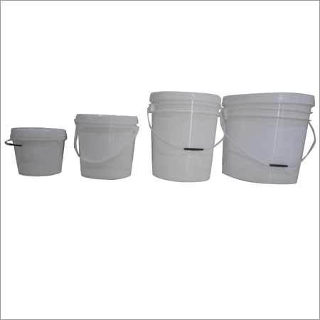 Plastic Distemper Bucket