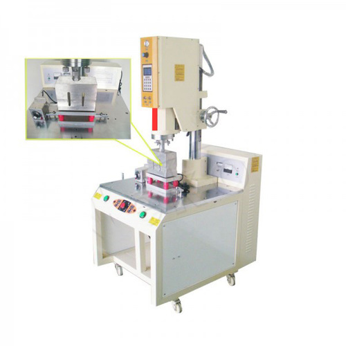 Ultrasonic Hot Fix Machine