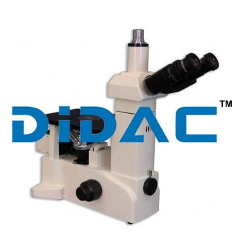 Trinocular Inverted Metallurgical Microscope IM7200