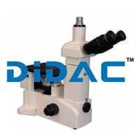 Trinocular Inverted Metallurgical Microscope