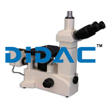 Trinocular Inverted Metallurgical Microscope M7530