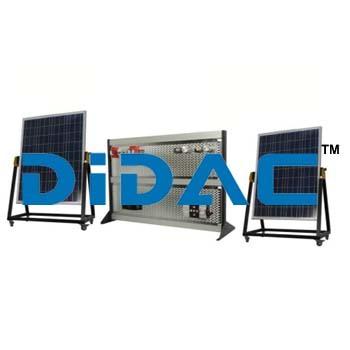 Solar Photovoltaic Energy Installation Kit