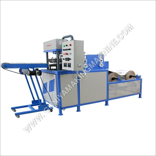 Hydraulic Paper Plate Making Machine & Paper Plate Making Machine Exporter Manufacturer u0026 Supplier Paper ...