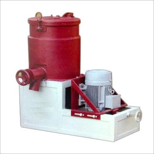 Heavy Duty Plastic Mixture Machine