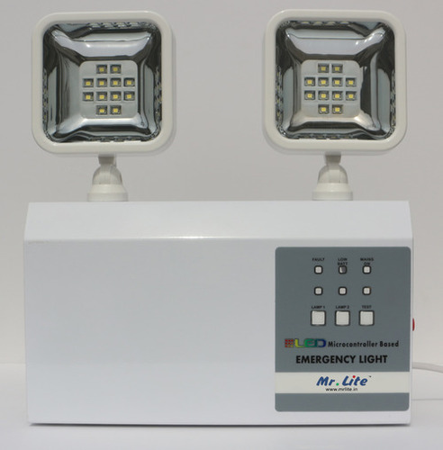Emgerncy Double Beam Light