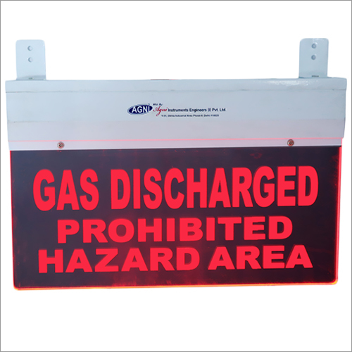 Gas Discharged LED Signages