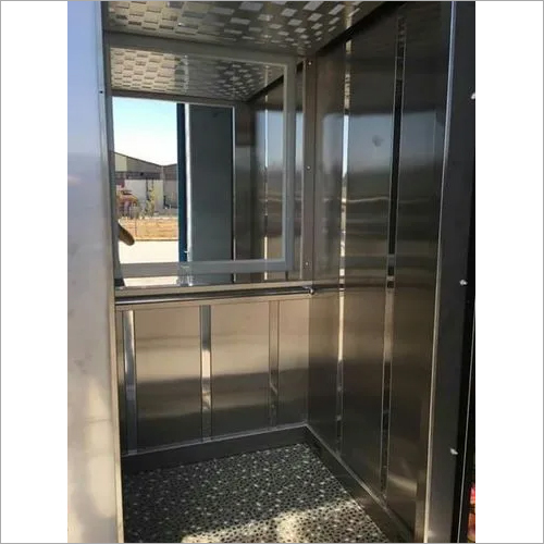 Passenger Elevator With Machine Room