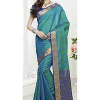Cot Silk Saree